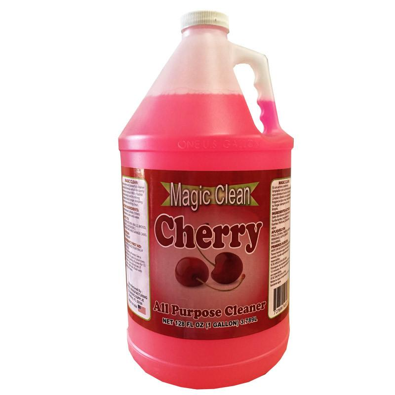 Cherry All Purpose Cleaner Magic Clean Brand Cleaning